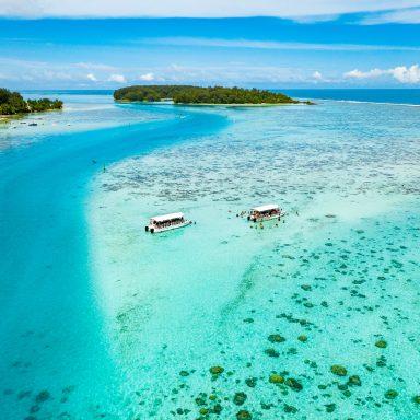 Ma'a Tahiti on The Motu 002